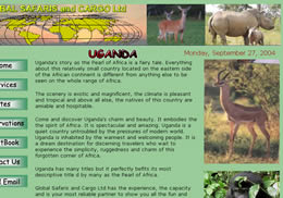 Global Safaris & Cargo Ltd
